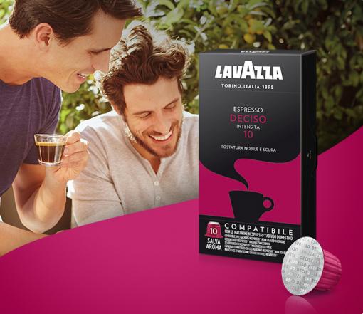 cafe-lavazza-compativel-nespresso